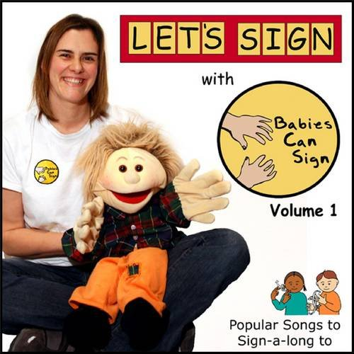 Let's Sign Songs for Children Audio CD: Popular Songs to Sign-a-long to pdf epub