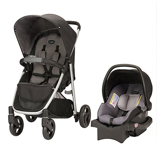 3 Wheel Stroller With Bassinet - 3
