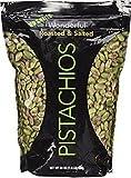 Wonderful No Shell Pistachios Roasted & Salted (24 oz.) (1PK)