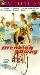 Breaking Away [VHS]