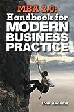 MBA 2. 0: Handbook for Modern Business Practice, Can Akdeniz, 1490922903