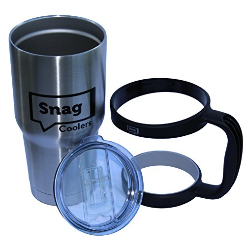 Stainless Tumbler Handle Insulated Resistant
