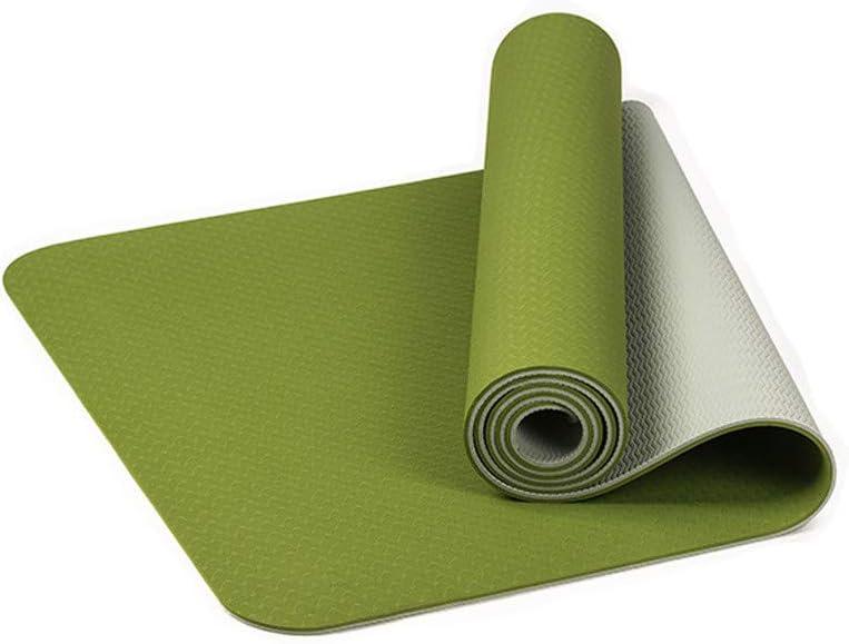 Classic Pro Yoga Mat Eco Friendly No Workout Mat for Yoga KAILOTPE Yoga Mat
