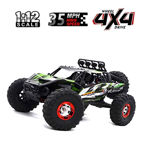 Keliwow Electric RC Buggy 1/12 4WD RC