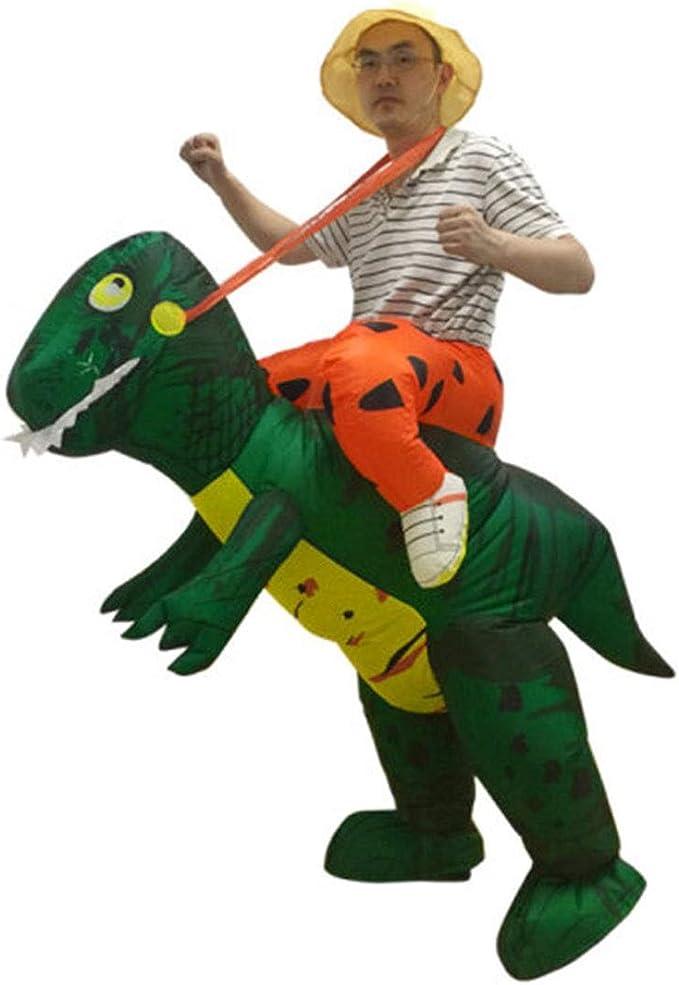 Dinosa inflable, Dinosaurios inflables, Disfraz de dinosaurio ...