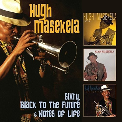 Hugh Masekela - Sixty / Black To The Future / Notes Of Life (United Kingdom - Import, 2PC)