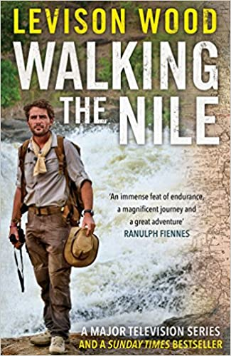 Walking the Nile book cover