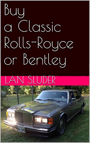 Buy a Classic Rolls-Royce or Bentley ()