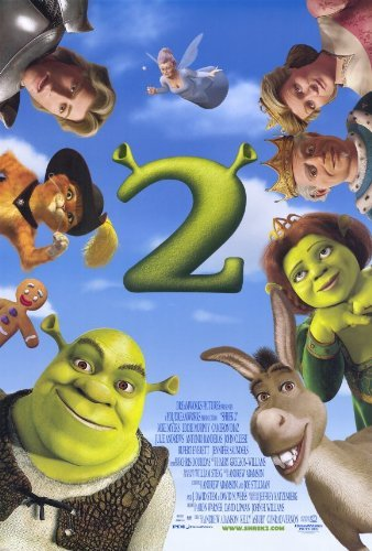 (Shrek 2 POSTER Movie (27 x 40 Inches - 69cm x 102cm) (2004))