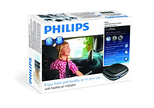 Find a Philips GoPure Compact 200 Car Air Purifier, 1 Pack