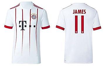 Trikot Herren Fc Bayern 2017 2018 Third James 11 M Amazonde