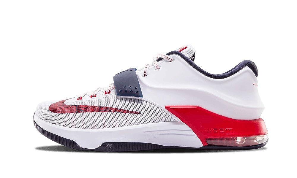 buy popular 5b38c b55b6 Amazon.com   Nike KD 7  USA  - 653996-146   Basketball