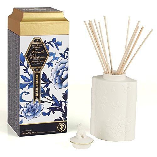 (Seda France Bleu et Blanc Diffuser, French Blossom, 6 Ounce)