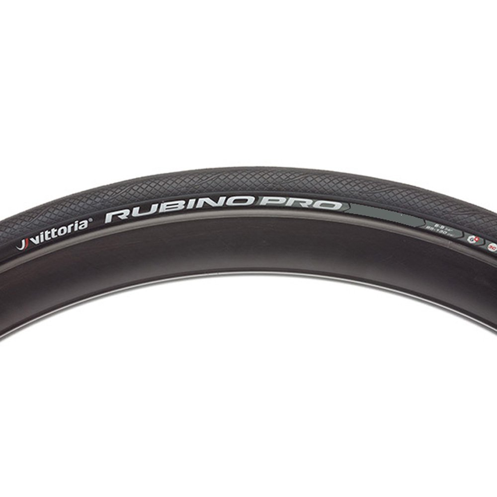 Vittoria Rubino Pro G+ Bike Tires, Full Black, 650cmx19/23