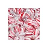 Mint Twists Red and White Candy, 25 Pound -- 1 each.