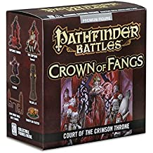 Pathfinder Battles: Crown of Fangs Court of the Crimson Throne