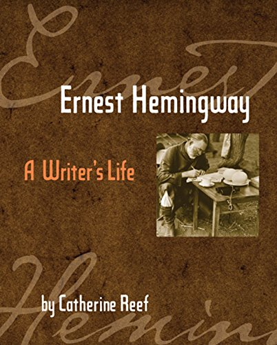 a biography and life work of ernest hemingway an american writer Ernest hemingway a writers life ernest reef an introduction to the life and work of one of the american writer this biography of ernest hemingway.