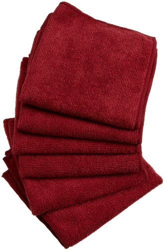 DII Cleaning, Washing, Drying, Ultra Absorbent, Microfiber Dishcloth, 12x12