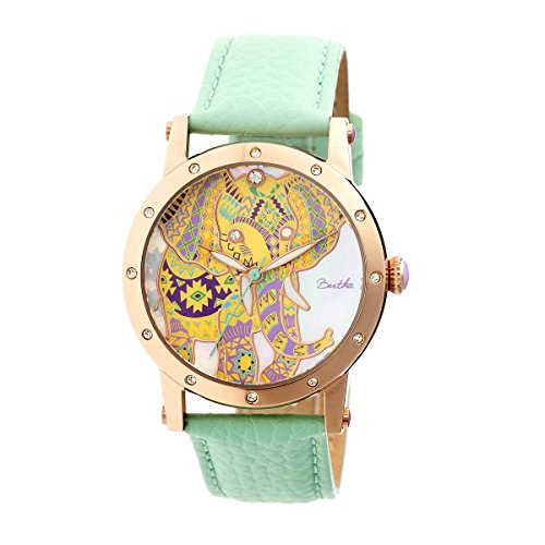bertha-womens-betsy-mother-of-pearl-mint-leather-watch