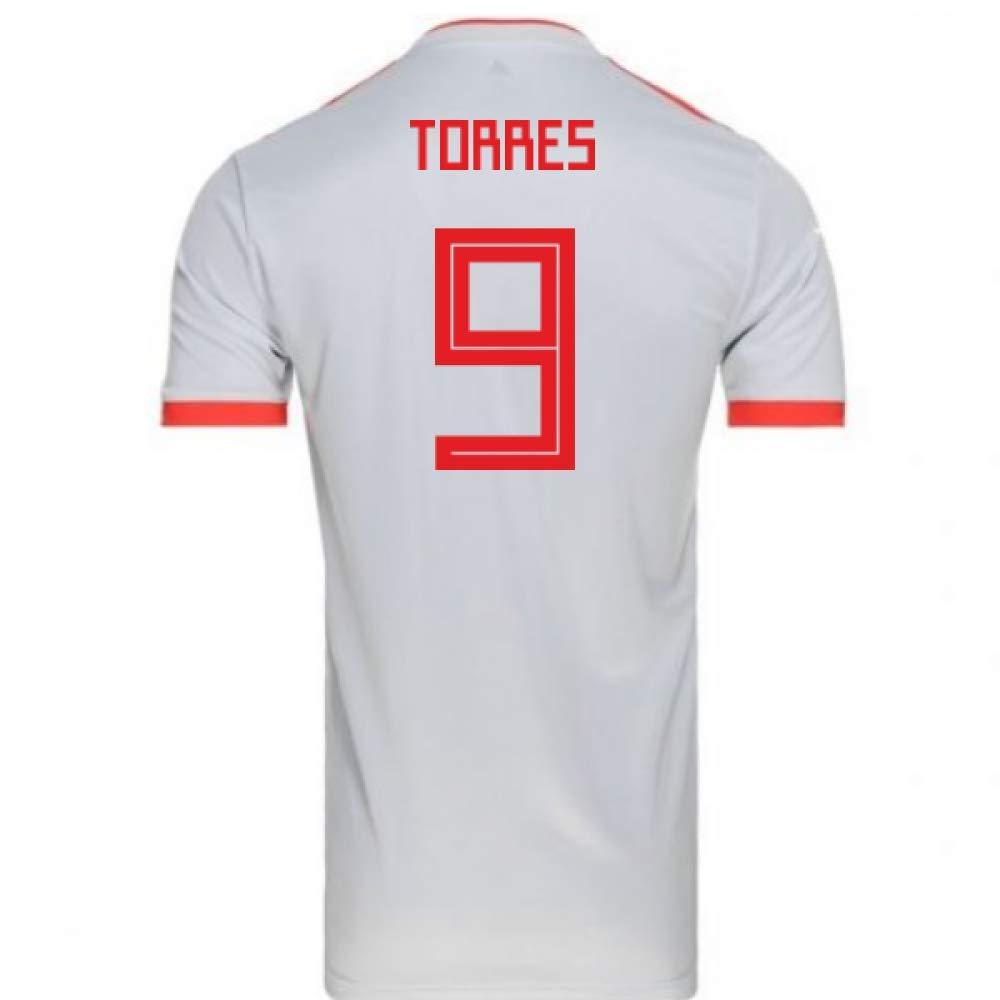 【お取り寄せ】 2018-2019 Spain Spain Away Adidas 38-40