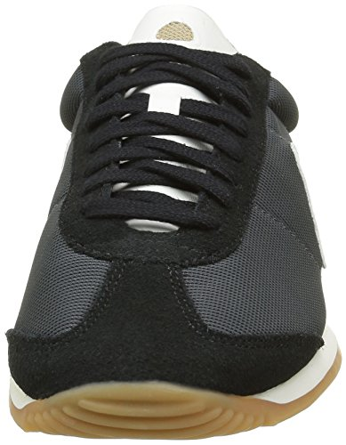 Le Basses Mixte Baskets Quartz Gris Adulte Coq Charcoal Gum Sportif Black Un7XrqU
