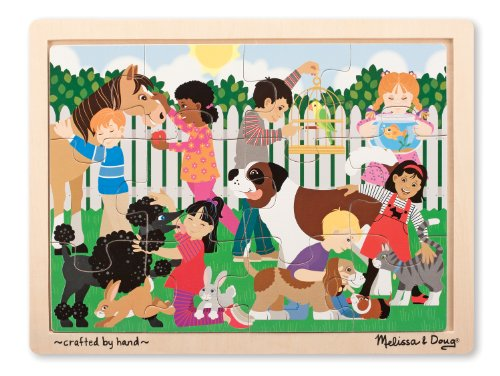 (Melissa & Doug Best Friends Jigsaw Puzzle)