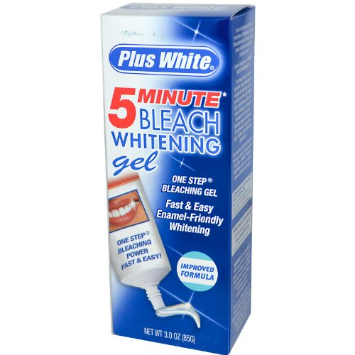 Plus White 5 Minutes Gel  blanchissant 100 ml