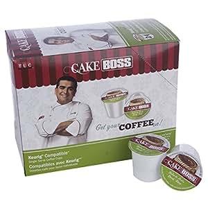 Cake boss dulce de leche coffee capsule compatible with for Dulce coffee studio