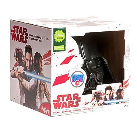 Dekora Hucha Grande de Star Wars Darth Vader con Billetes de Oblea Color negro 204013
