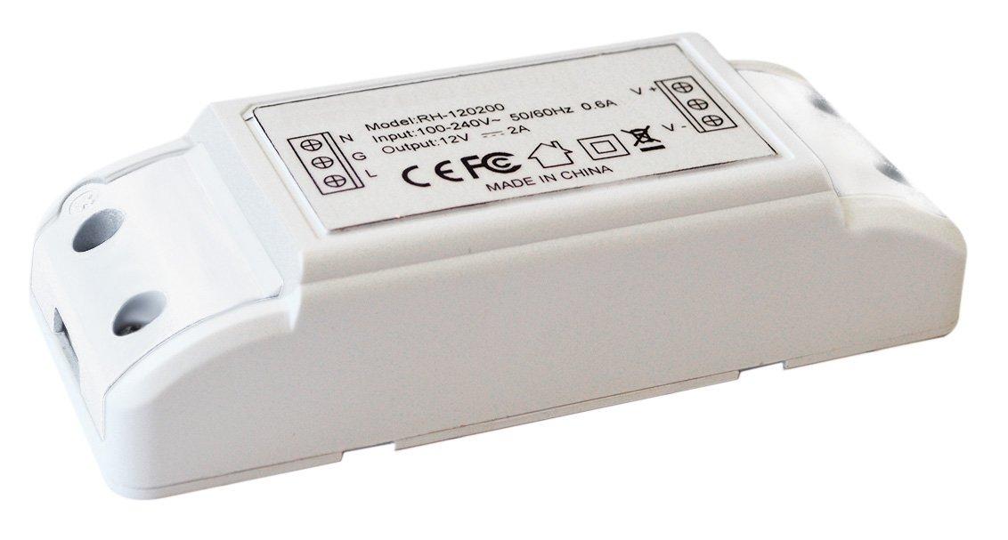 Tibelec 203030Trasformatore elettronico per lampada LED 12V