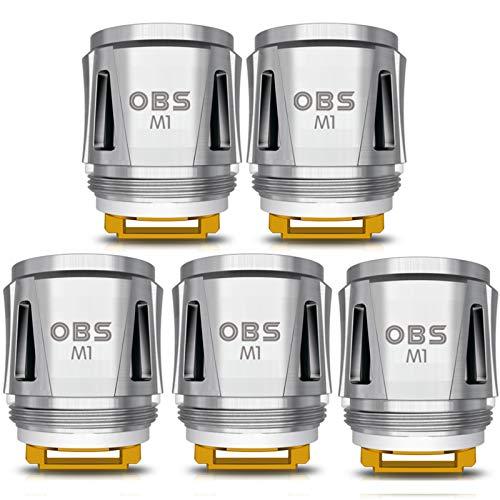 OBS Cube WS-M M1 Coil 5er Pack Verdampferköpfe