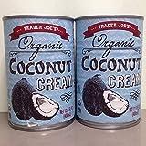 Trader Joe's Organic Coconut Cream (2 pack)