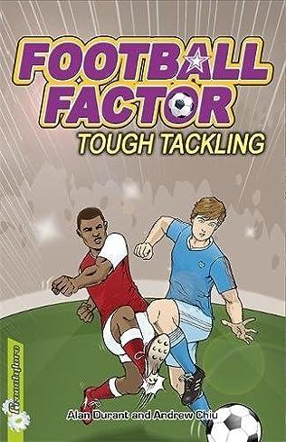 book cover of Tough Tackling