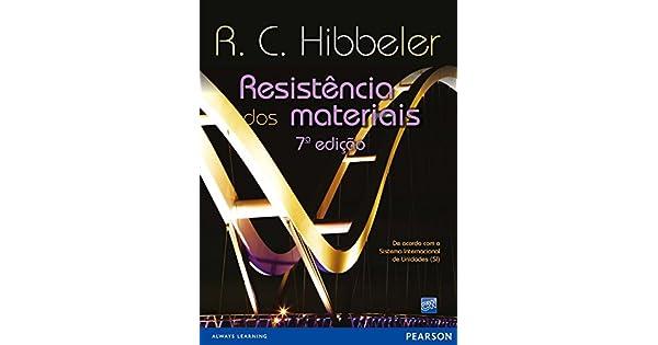 Livro Resistencia Dos Materiais Pdf