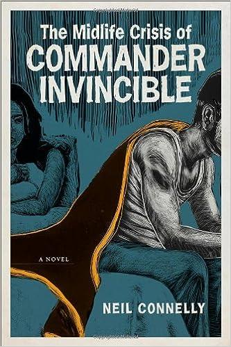 Amazon com: The Midlife Crisis of Commander Invincible: A