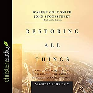 Restoring All Things Audiobook