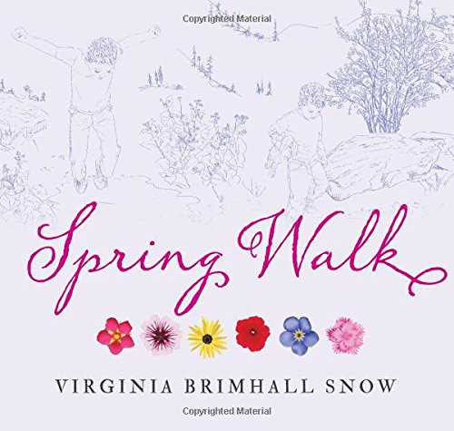 What Do I Want to Be? Spring Walk