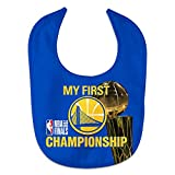 WinCraft Golden State Warriors 2018 NBA Finals Champions All-Pro Baby Bib