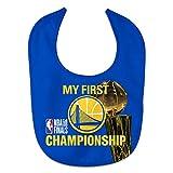 WinCraft Golden State Warriors 2018 NBA Finals Champions All-Pro Baby Bib