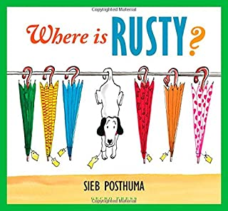 Book Cover: Where Is Rusty?
