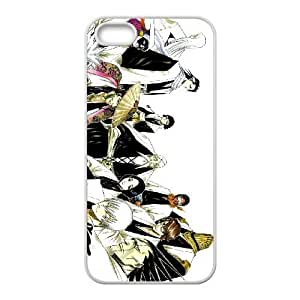 bleach soul reapers ii iPhone 5 5s Cell Phone Case White 53Go-005841