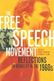 Front cover for the book The Free Speech Movement: Reflections on Berkeley in the 1960s by Robert Cohen