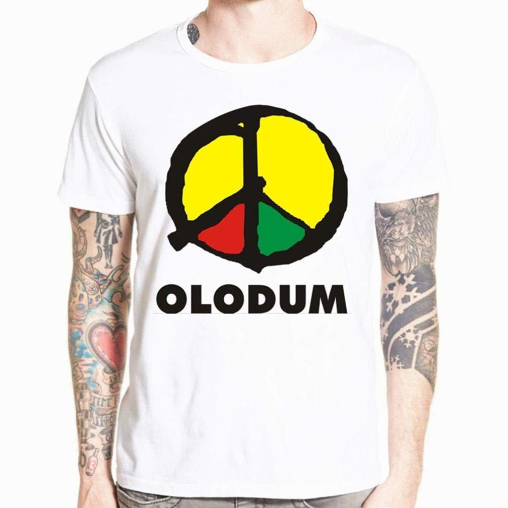 Olodum S Printing S Funny Short Sleeves Shirts
