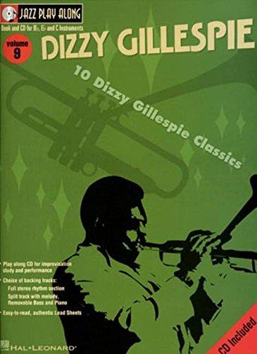 (Dizzy Gillespie: Jazz Play-Along Volume 9)