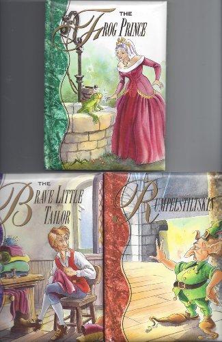 Grimms Storytime Library Boxed Set (The Frog Prince,Rumpelstiltskin,The Brave Little Tailor,Snow White,Rapunzel)