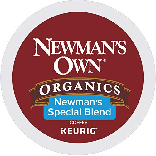 Newman's Own Organics Special Blend (Extra Bold), K-cups For Keurig Brewers, 24-Count Box (Pack of -