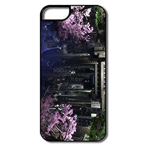 Cute Gotham City Garden IPhone 5/5s IPhone 5 5s Case For Her