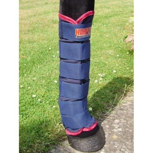 cool leg compression wraps - full by William Hunter Equestrian (Image #1)