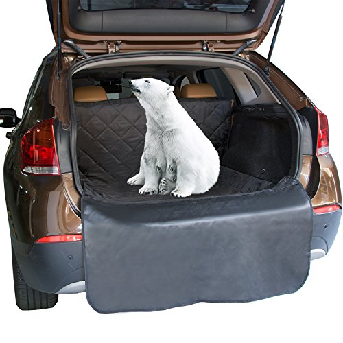 Pet Cover Rear Dog Seat Waterproof For Cars Trucks and SUVs Large Size Universal Fit