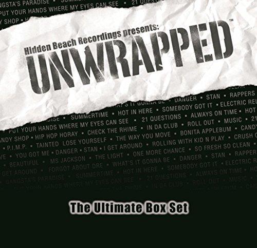 Recordings Box - Hidden Beach Recordings Presents: Unwrapped The Ultimate Box Set